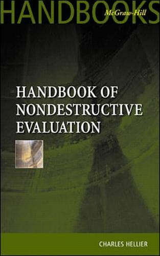 9780070281219: Handbook of Nondestructive Evaluation (McGraw-Hill handbooks)