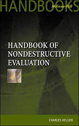 9780070281219: Handbook of Nondestructive Evaluation