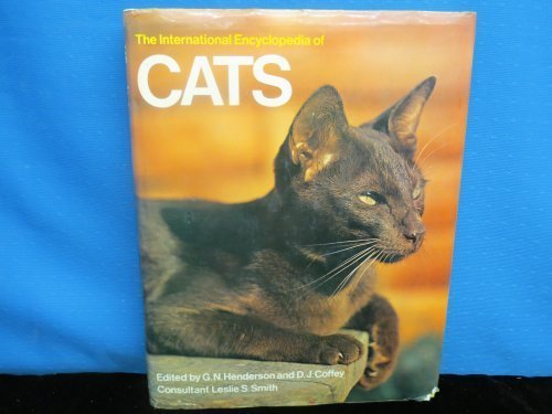 9780070281639: The International Encyclopedia of Cats,