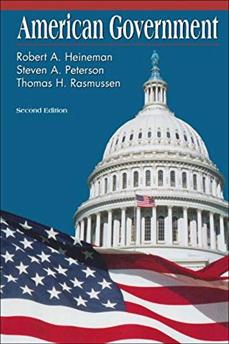 9780070282155: American Government (Schaums' Humanities Social Science)