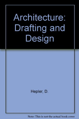 9780070282889: Architecture: Drafting and Design