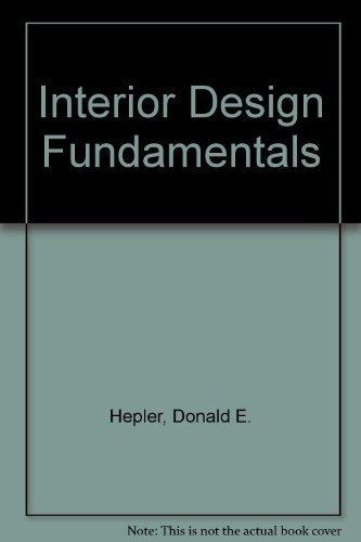 Interior Design Fundamentals: Cecil Jensen, Don