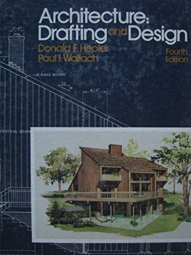 9780070283015: Architecture: Drafting and design