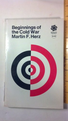 9780070284104: The Beginnings of the Cold War
