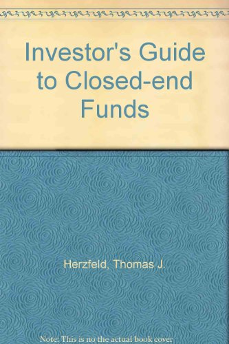 9780070284173: Investor's Guide to Closed-end Funds
