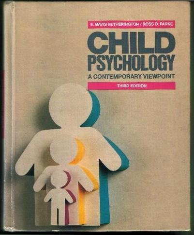 9780070284401: Child Psychology: A Contemporary Viewpoint