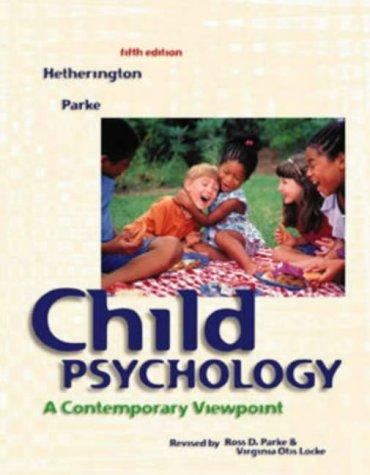 9780070284692: Child Psychology