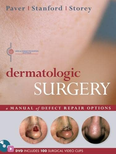 9780070285392: Dermatologic Surgery: A Manual of Defect Repair Options (Australia Healthcare Medical Medical)