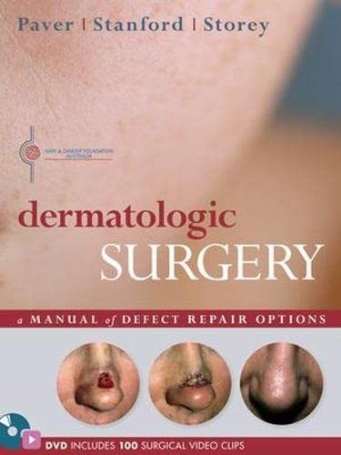 9780070285392: Dermatologic Surgery: A Manual of Defect Repair Options (Australia Healthcare Medical Medical)
