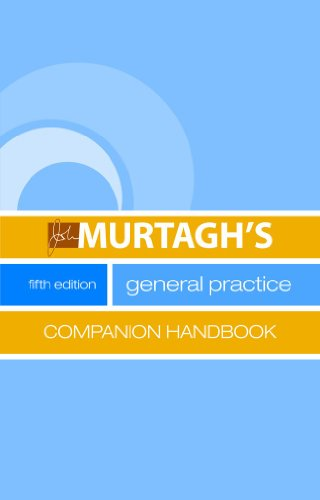 9780070285569: Murtagh's General Practice Companion Handbook