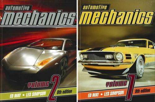 9780070285613: Automotive Mechanics Volume 1 & 2 Shrink