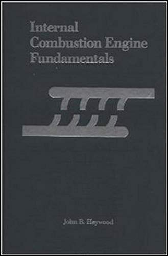 9780070286375: Internal Combustion Engine Fundamentals (Mcgraw Hill Series in Mechanical Engineering)