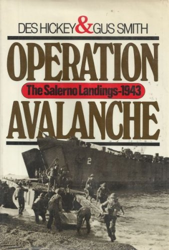 9780070286825: Operation avalanche: The Salerno landings, 1943
