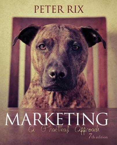 9780070287006: Marketing: a Practical Approach