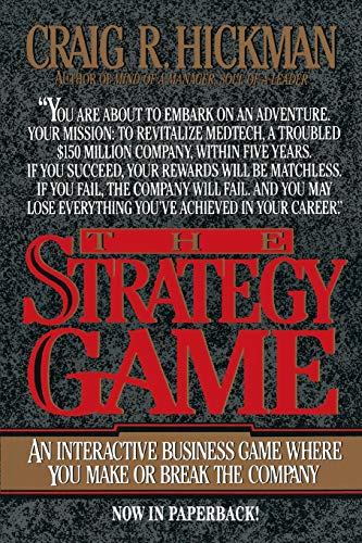 9780070287259: The Strategy Game