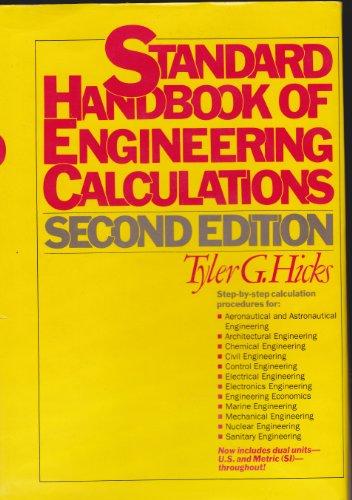9780070287358: Standard Handbook of Engineering Calculations