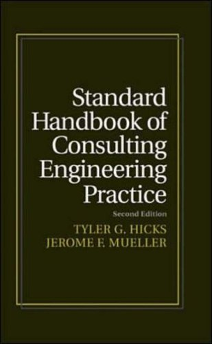 9780070287822: Standard Handbook of Consulting Engineering Practice
