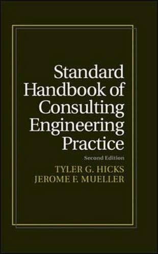 9780070287822: Standard Handbook of Consulting Engineering Practice
