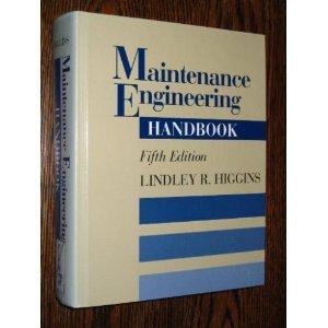 9780070288119: Maintenance Engineering Handbook