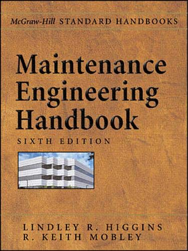 9780070288195: Maintenance Engineering Handbook