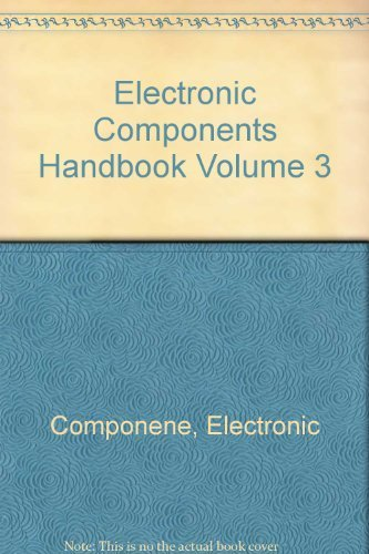9780070288225: Electronic Components Handbook Volume 3