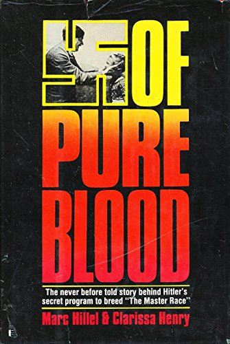 9780070288959: Of Pure Blood