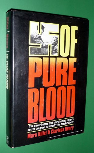 Of Pure Blood: Hillel, Marc, and