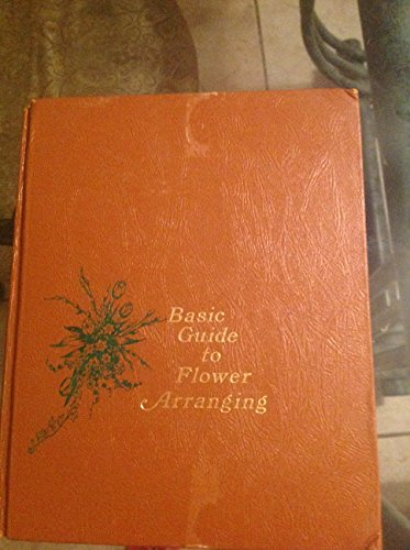 9780070289079: Basic Guide to Flower Arranging