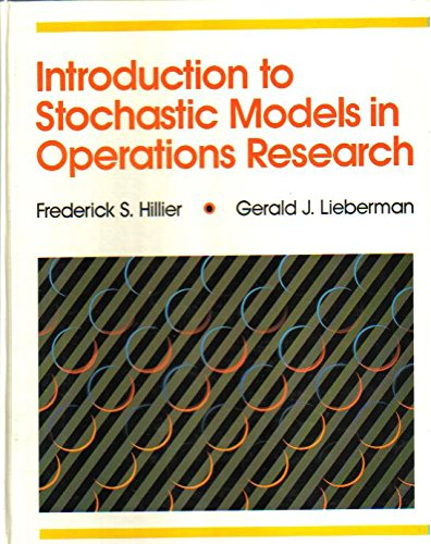 9780070289383: Introduction to Stochastic Models in Operations Research
