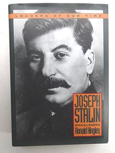 9780070289437: Joseph Stalin: Man and Legend