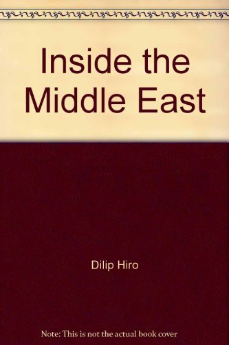 9780070290556: Inside the Middle East