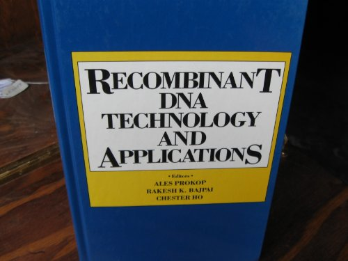 9780070290754: Recombinant DNA Technology and Applications