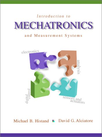 9780070290891: Introduction to Mechatronics & Measurement Systems
