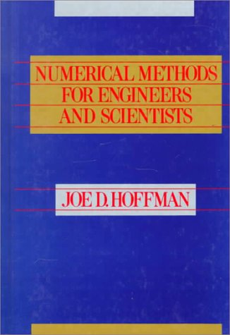 9780070292130: Numerical Methods for Engineers and Scientists