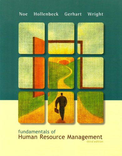 9780070292895: Fundamentals of Human Resource Management