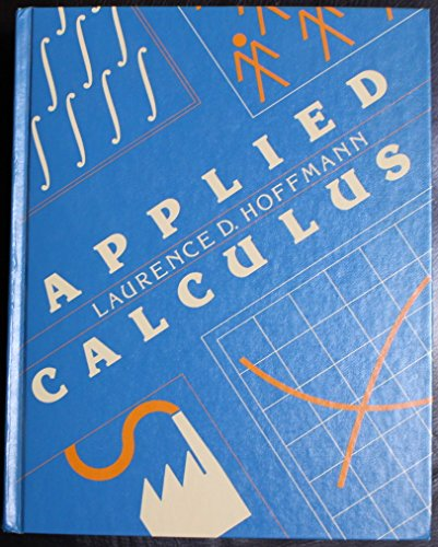 Applied Calculus: Hoffmann, Laurence D.