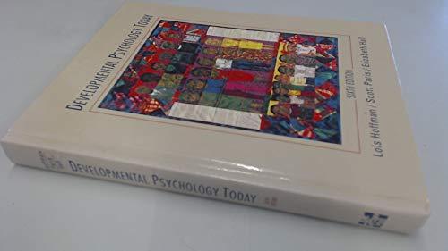 9780070293380: Developmental Psychology Today