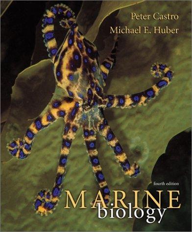 9780070294219: Marine Biology
