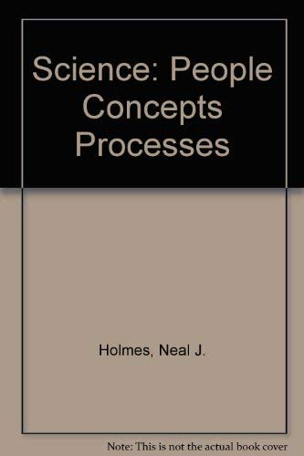 9780070295032: Science: people, concepts, processes
