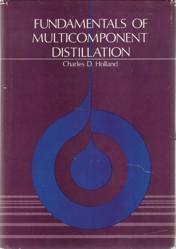 9780070295674: Fundamentals of Multicomponent Distillation (Mcgraw Hill Chemical Engineering Series)