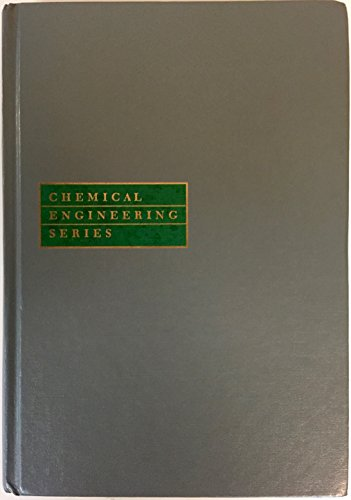 9780070295735: Computer Methods for Solving Dynamic Separation Problems (Mcgraw Hill Chemical Engineering Series)