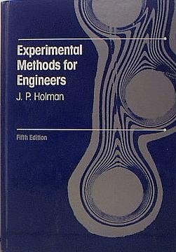 9780070296220: Experimental Methods for Engineers