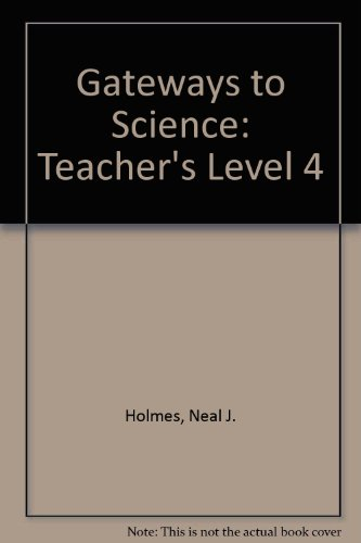 9780070296541: Gateways to Science: Teacher's Level 4