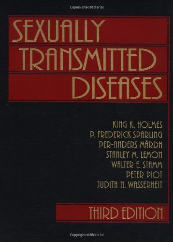 SEXUALLY TRANSMITTED DISEASES *: HOLMES, King K.,