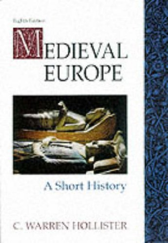 9780070297296: Medieval Europe: A Short History