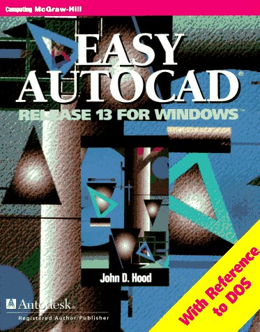9780070297906: Easy Autocad: Release 13 for Windows : With Reference to DOS (Visual Technology)