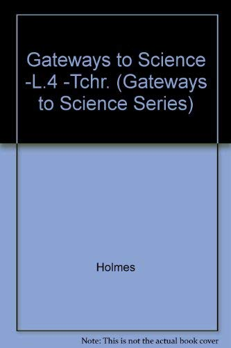 9780070298347: Great Gateway to Science Grade Four (Gateways to Science Series)
