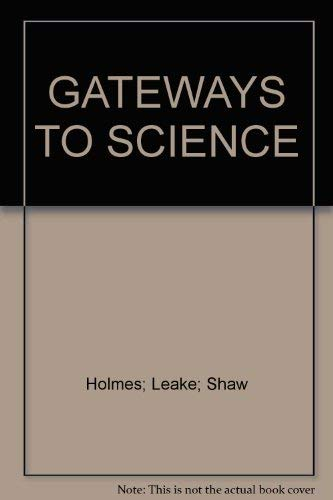 9780070299139: GATEWAYS TO SCIENCE