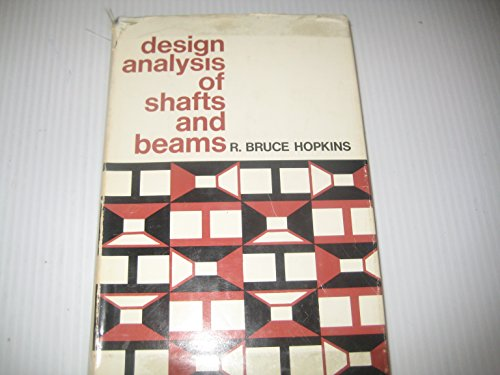 9780070303157: Design Analysis of Shafts and Beams