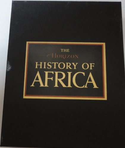 The Horizon history of Africa Vol 1: Boahen, A. Adu